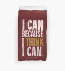 I Think I Can T-shirts & Homewares Duvet Cover