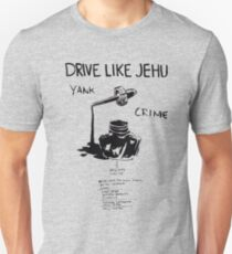Drive Like Jehu – Yank Crime T-Shirt