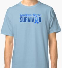 Guillain-Barre Syndrome Awareness GBS Awareness Classic T-Shirt