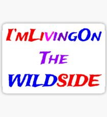 "Sabrina Carpenter and Sofia Carson ""Wildside"" From the Disney Channel Original Movie ""Adventures in Babysitting"" Sticker"