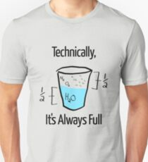 Science is Optimistic T-Shirt