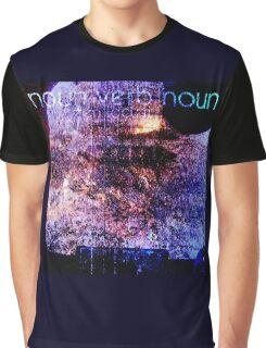 Noun Verb Noun – Zen Locust Graphic T-Shirt