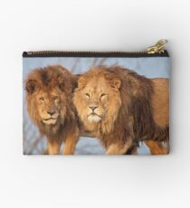 Lion brothers Studio Pouch