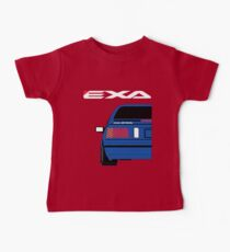 Nissan Exa Coupe - JAP Edition Blue Baby Tee