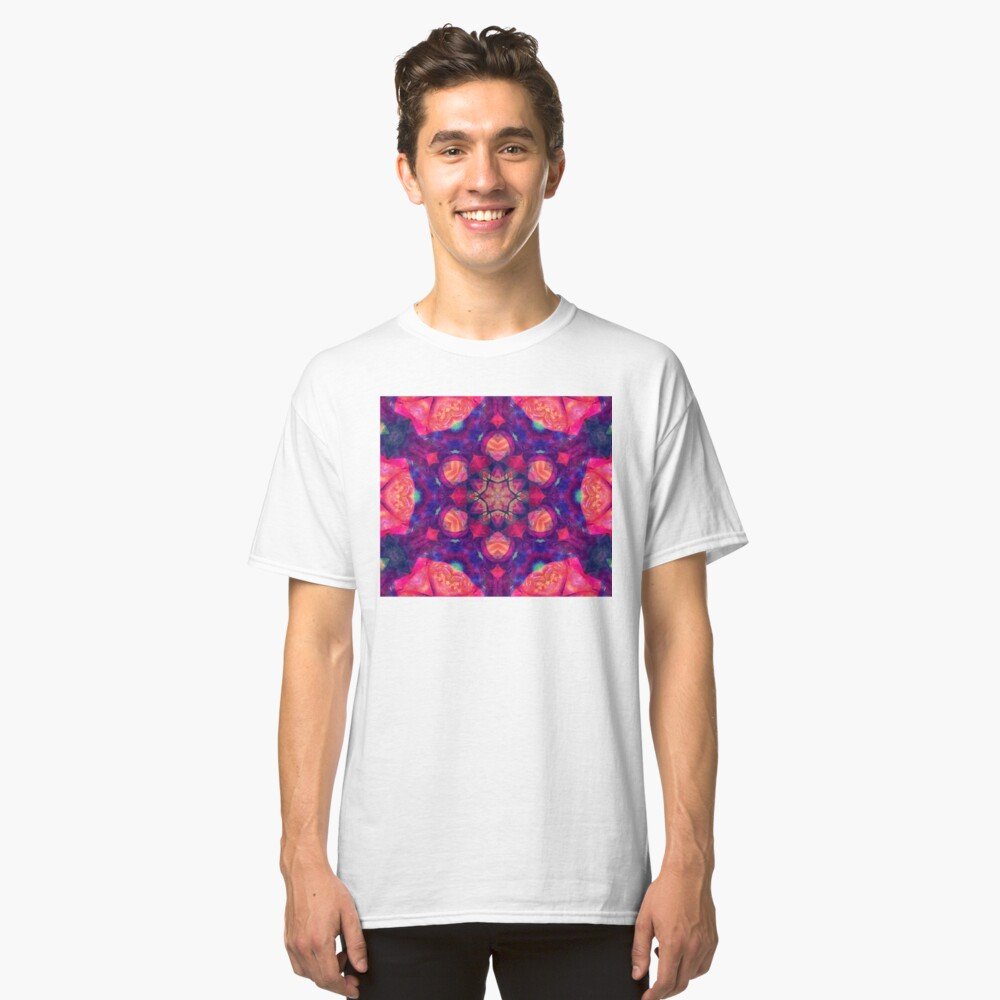 Mandala 36 Classic T-Shirt