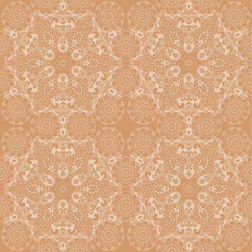 Hand drawn arabic seamless pattern by palomita222
