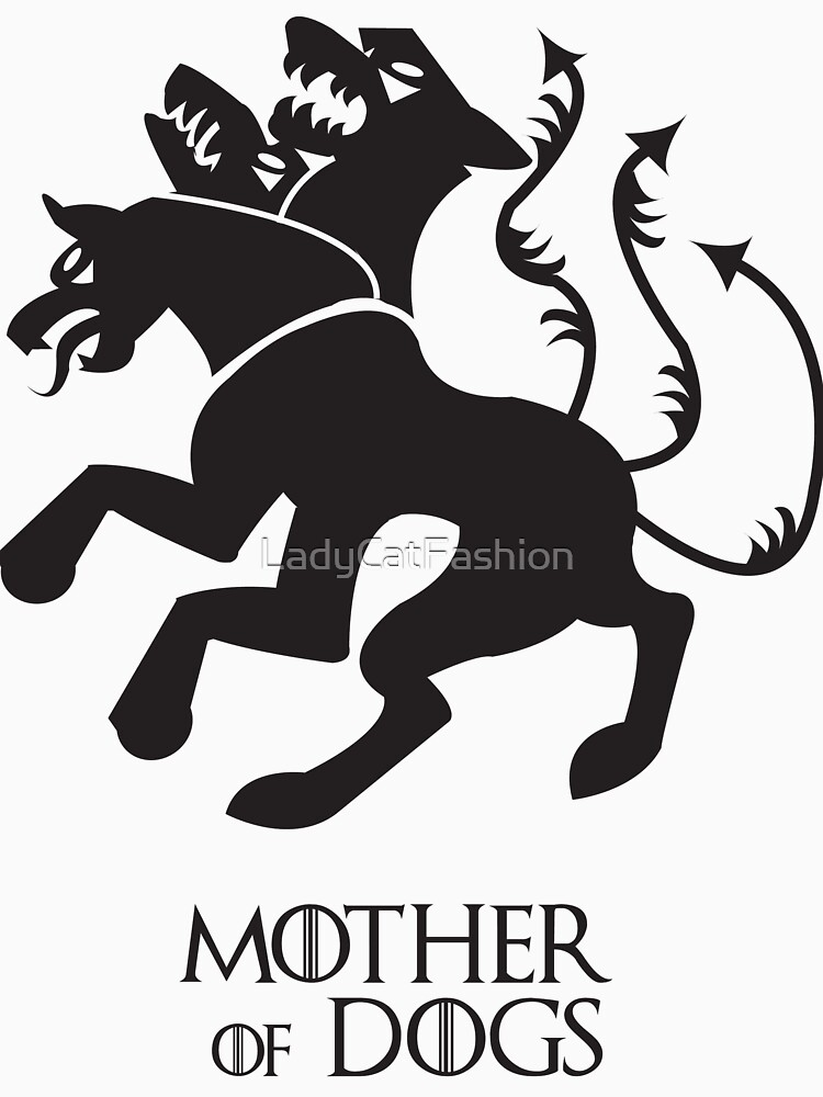 Mutter der Hunde | Game of Thrones von LadyCatFashion