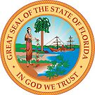 Former Seal of Florida  by abbeyz71