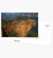 Hanging Rock, Blackheath Postcards