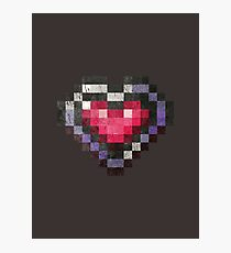 Heart Max Item SOTN Photographic Print
