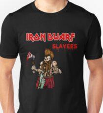 Iron Dwarf - Slayers T-Shirt