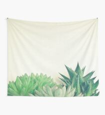 Succulent Forest Wall Tapestry