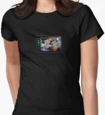 No Ordinary Love Womens Fitted T-Shirt