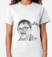 Mark Heap plays Jim  Classic T-Shirt
