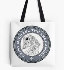 ST MICHAEL MEDALLION Tote Bag