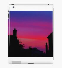 Red Sky - Unique Photography iPad Case/Skin