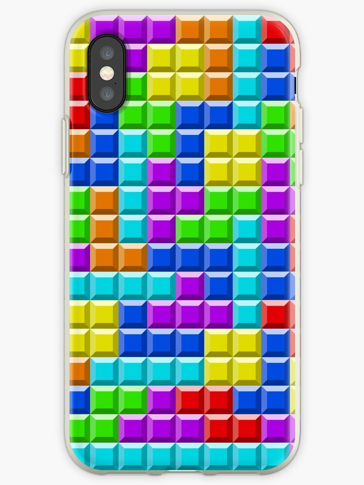 Tetris by Rebekhaart