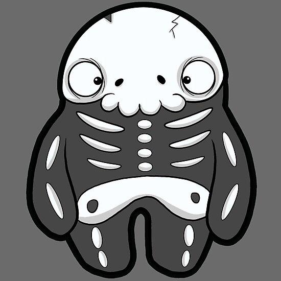 Creepies - Skelly by Creepy Creations