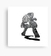 Fantasy Robot Canvas Print