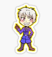 Prussia Oops Sticker