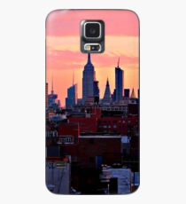 nyc sunrise  Case/Skin for Samsung Galaxy