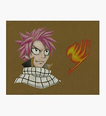 Fire Dragon Slayer Photographic Print