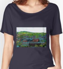 Montreal Suburb Women's Relaxed Fit T-Shirt