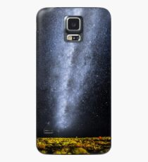 Milking the Sky - The Milky Way Case/Skin for Samsung Galaxy