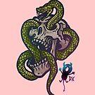Snake Eyes by dominickerley
