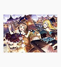Love Live! School Idol Project - Can't Catch Me~ Photographic Print