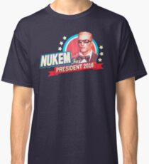 Nukem for President Classic T-Shirt