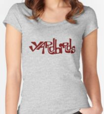 yardbirds Women's Fitted Scoop T-Shirt