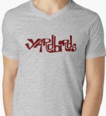 yardbirds Men's V-Neck T-Shirt