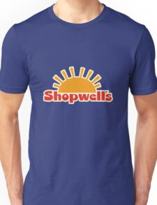 Enjoy a Sausage Party at Shopwell's Unisex T-Shirt