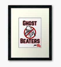ghost beaters ash vs evil dead Framed Print