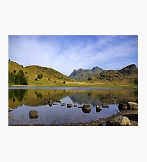 Peaceful Waters - Blea Tarn Photographic Print