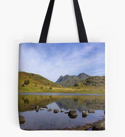 Peaceful Waters - Blea Tarn Tote Bag