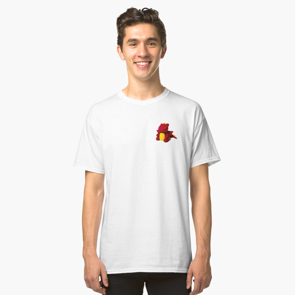 Baby Dragon Classic T-Shirt Front