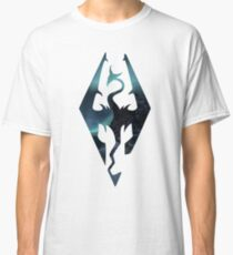 Skyrim - Elder Scrolls Aesthetic Classic T-Shirt