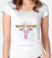 Firefly Splash Women's Fitted Scoop T-Shirt