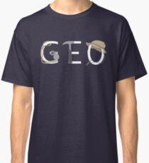 Geologie-Regeln Classic T-Shirt