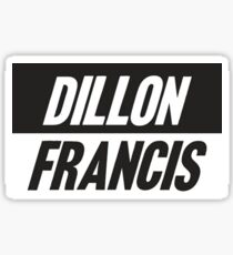 Dillon Francis  Sticker