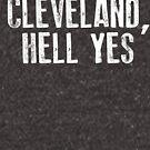 Cleveland, Hölle YesC von kjanedesigns