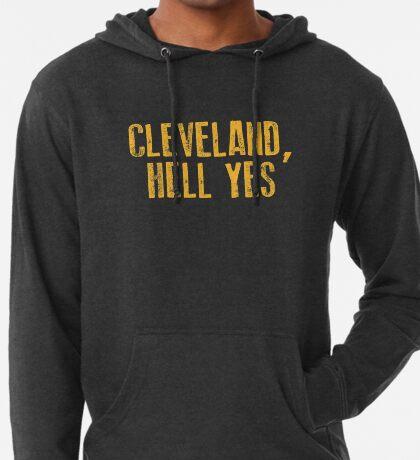 Cleveland, Hölle Ja Leichter Hoodie