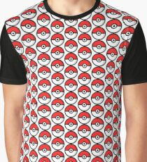 Pokeball Collection Graphic T-Shirt