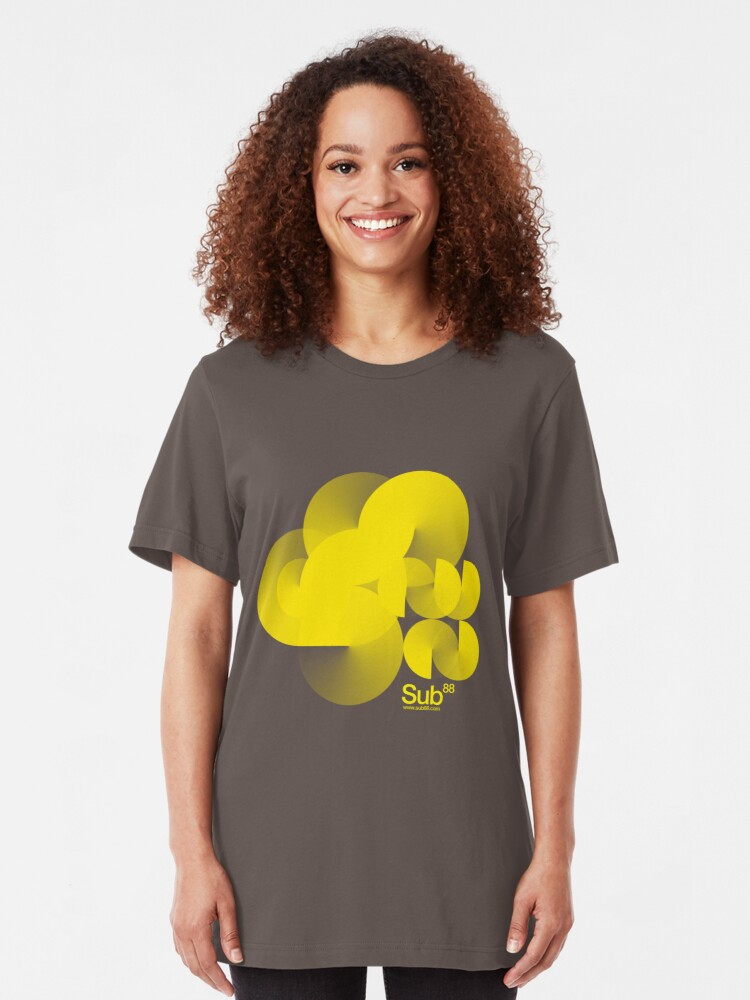 Alternate view of Cloud Sub Slim Fit T-Shirt