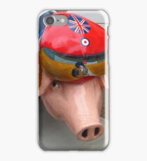 Sir Bradley Piggins iPhone Case/Skin