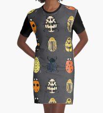 Cute bugs. Graphic T-Shirt Dress