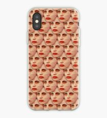 Alyssa Edwards Beauty Mask Pattern iPhone Case