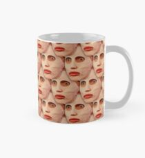 Alyssa Edwards Beauty Mask Pattern Mug